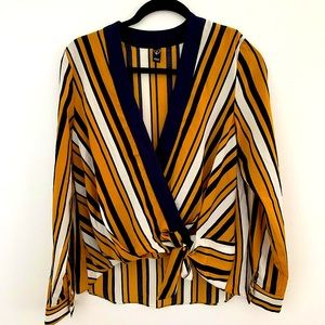 Windsor Stripped Blouse